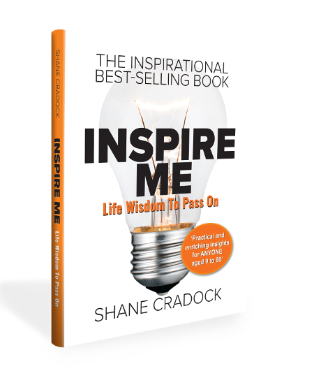 Inspire Me, 2nd Edition, by Shane Cradock