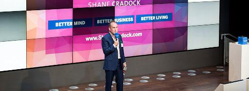 Public speaker in Ireland Shane Cradock